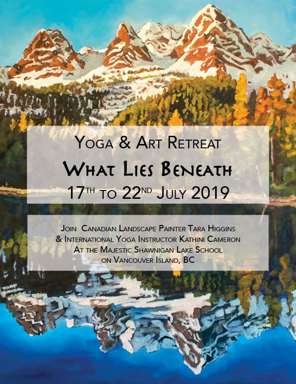 Yoga And Art Retreat