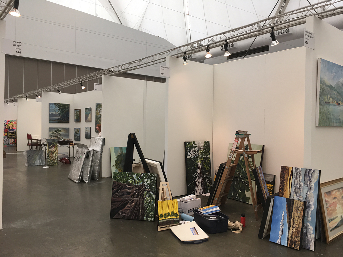 Workshops, Galleries & exhibitions